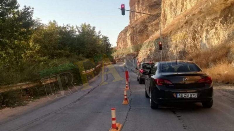 Urfa'da facianın yaşandığı yol trafiğe açıldı!