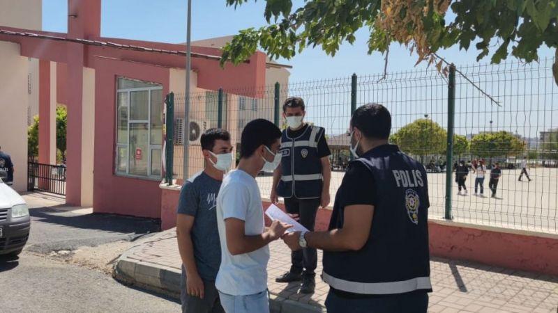 Urfa'da 700 polisin katılımı ile denetim yapıldı
