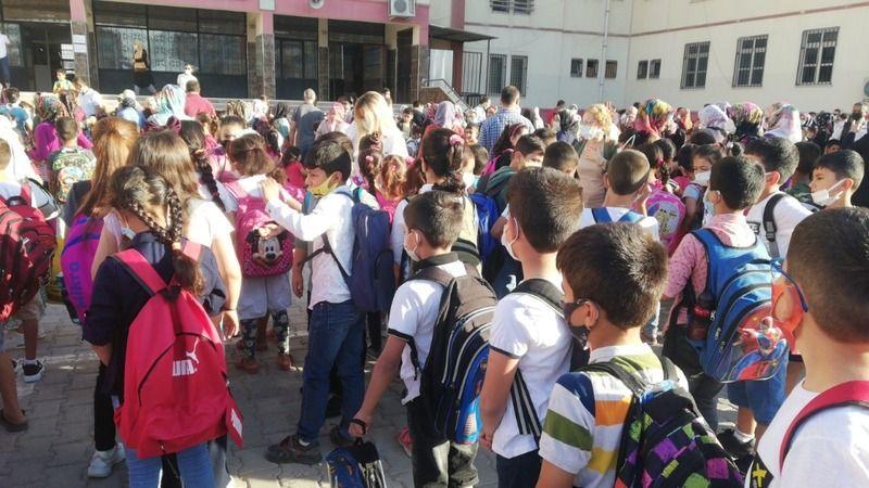 Şanlıurfa'da yeni eğitim öğretim yılı başladı