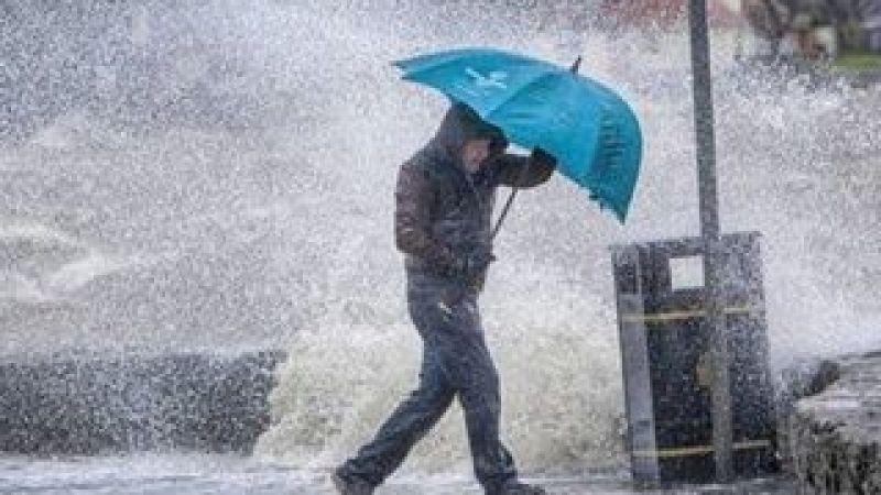 Meteorolojiden bu kez fırtına uyarısı!