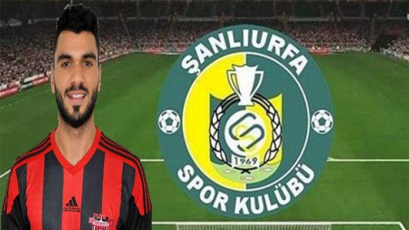 Mustafa Durak Şanlıurfaspor'da
