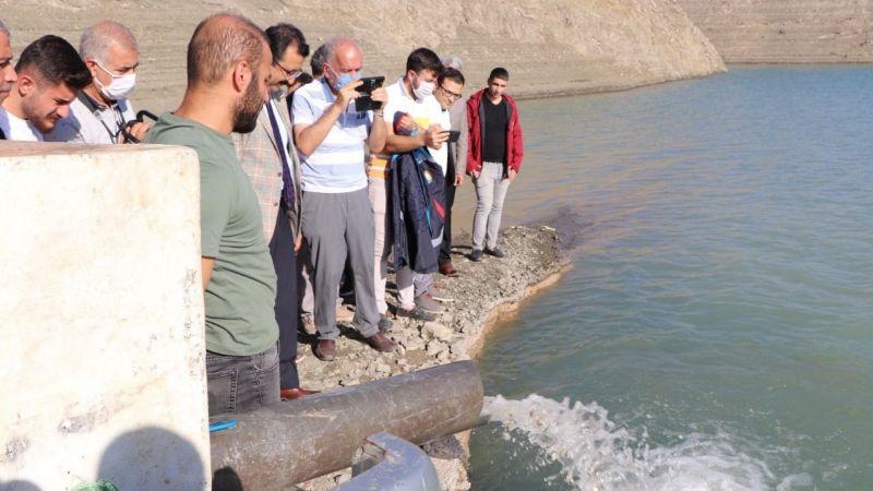 Urfa'dan Siirt'te gönderildi: Tam 1 milyon 485 bin adet
