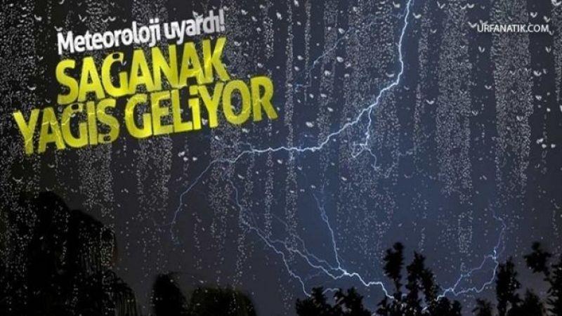 Meteoroloji uyardı,49 ilde gök gürültülü yağış
