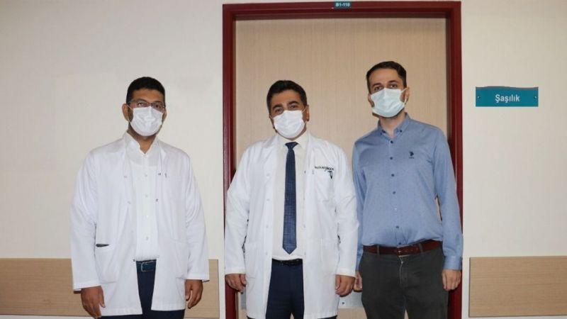 Şanlıurfa'daki hastanede yeni poliklinik açıldı!