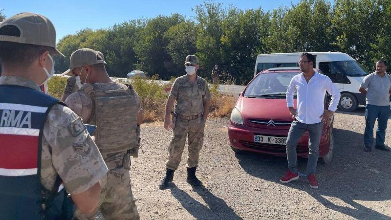 Urfa'da pişkin hırsız jandarmaya sığındı