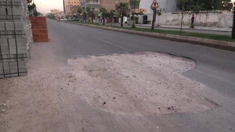 Urfa'da vatandaşlar büyük tepki gösterdi