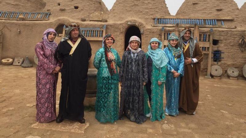 Urfa'da klima görmeyen kümbet evlere yoğun ilgi