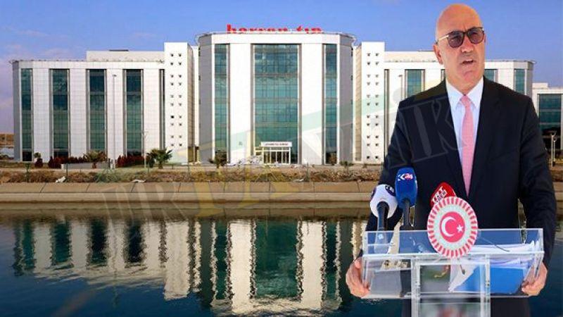 Harran Üniversitesi Hastanesinde bir bölüm kapandı!