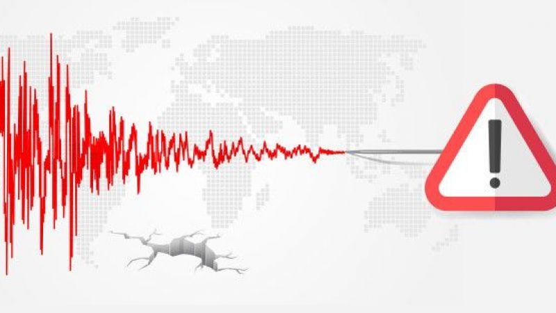 Şanlıurfa'da art arda deprem!