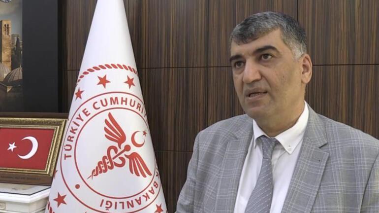 Urfa il sağlık müdürü Gülüm'den flaş açıklama