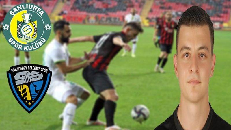 Urfaspor maçının hakemi açıklandı