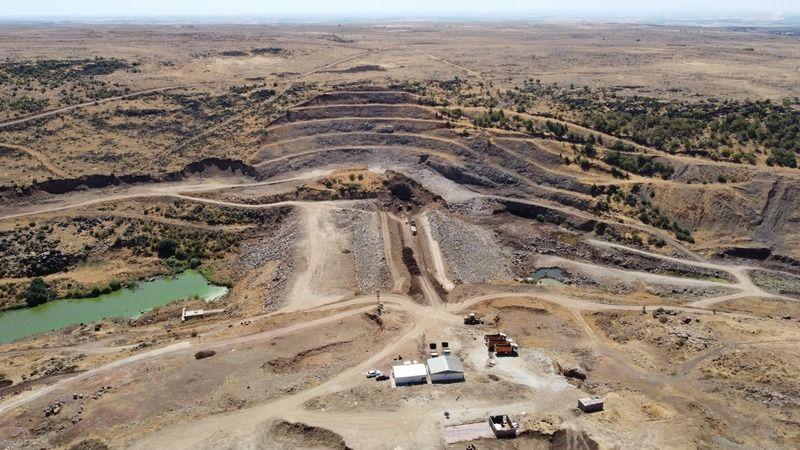 Şanlıurfa'daki barajda çalışmalar sürüyor: Tarım arazileri için avantaj