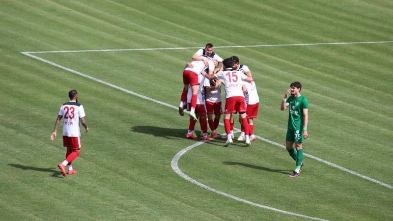 Karaköprü Belediyesporun maç günü belli oldu