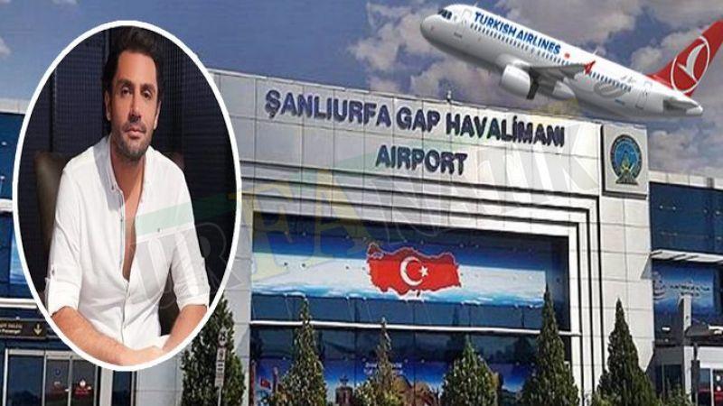 Diyarbakır uçağı Şanlıurfa'ya indi: İnsanlar çığlık çığlığa…