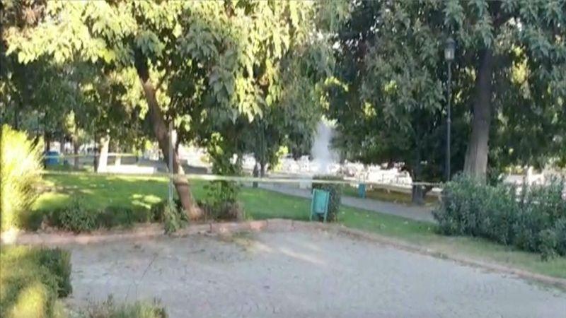 Facia önlendi: Komşu ilde bomba dolu çanta paniği!