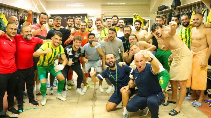 Maç bitti: Şanlıurfaspor rakibi gol yağmuruna tuttu!
