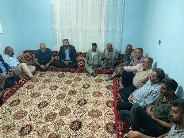 Şanlıurfa'daki iki aile arasında husumet: Barış gerçekleşti
