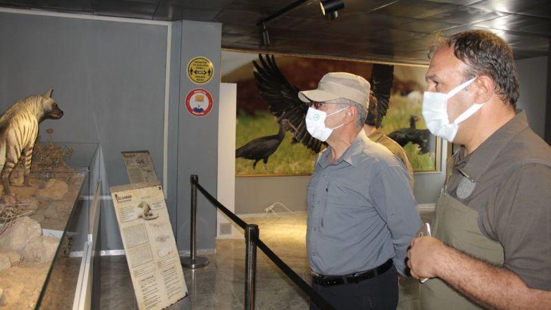 Urfa'da kelaynak üretim merkezi denetlendi