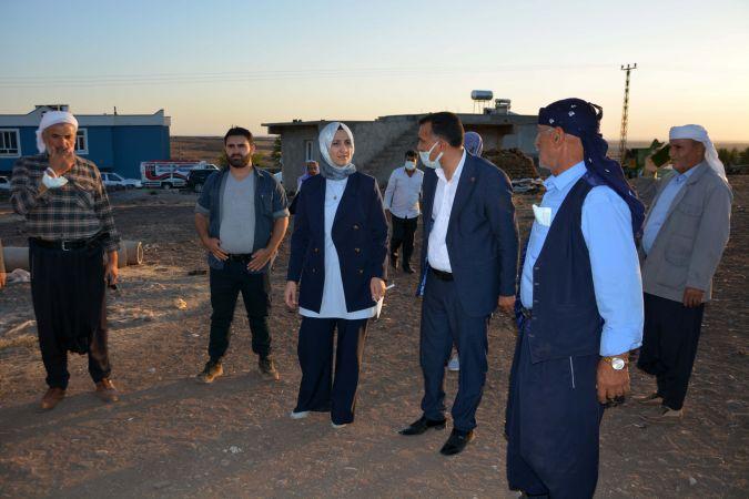 Başkan Çakmak'tan Erkonağı sakınkilerine ziyaret