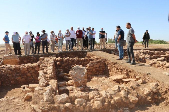 Bilim insanları Sefertepe için Şanlıurfa'ya geldi