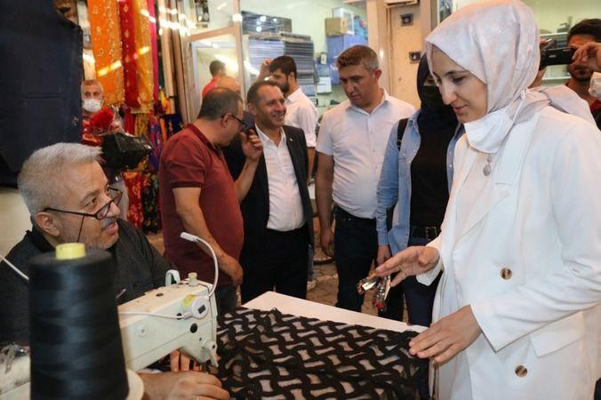 Siverek'te kutlamalar başladı: Başkan tek tek dolaştı