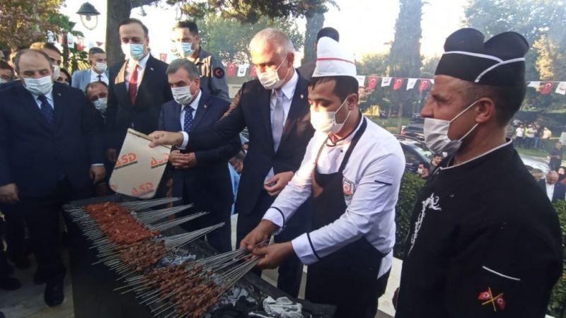 Bakan Ersoy Şanlıurfa'ya geliyor