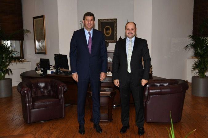 Sürpriz ziyaret: Vekil Gülpınar, CHP'li başkanı ziyaret etti!