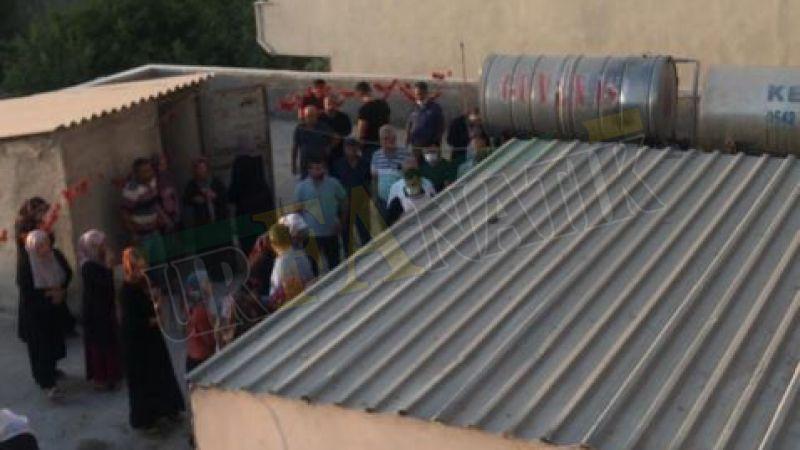 Urfa'da genç adam kendini asarak intihar etti!
