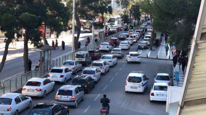Urfa'daki trafiğin sebebi: TÜİK Urfa'daki araç sayısını açıkladı!