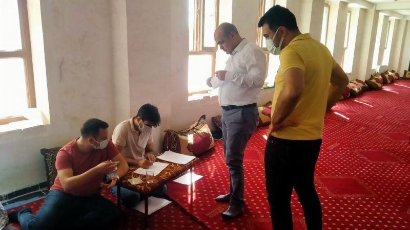 Bu kez Şanlıurfa'da: Camide anonsla aşıya davet ettiler