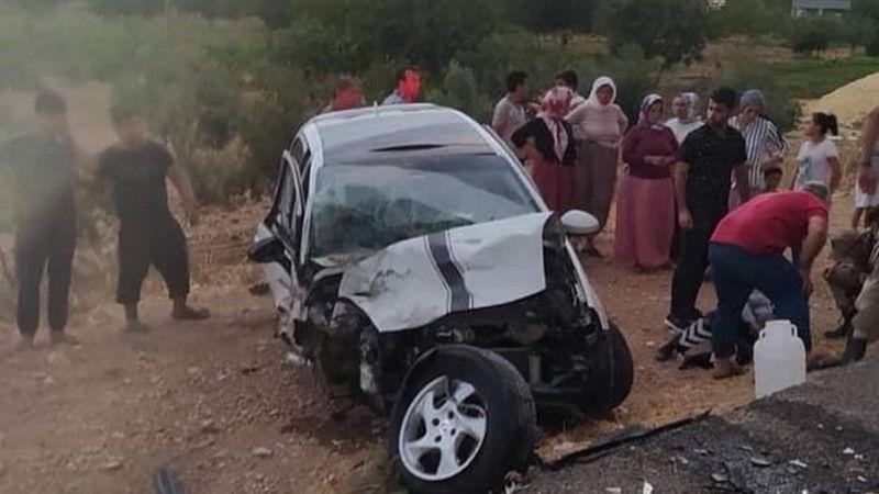 Urfa'da otomobil ile kamyonet çarpıştı: Ölü ve yaralılar var