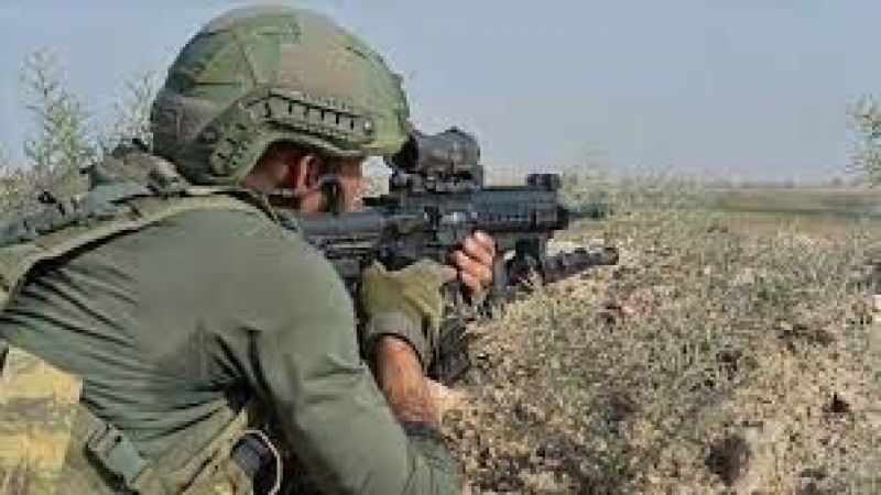 Urfa sınırında saldırı girişimi! Tam 11 terörist..