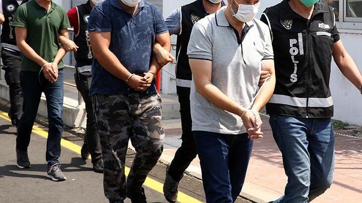 Şanlıurfa'da eş zamanlı operasyon: 33 gözaltı!