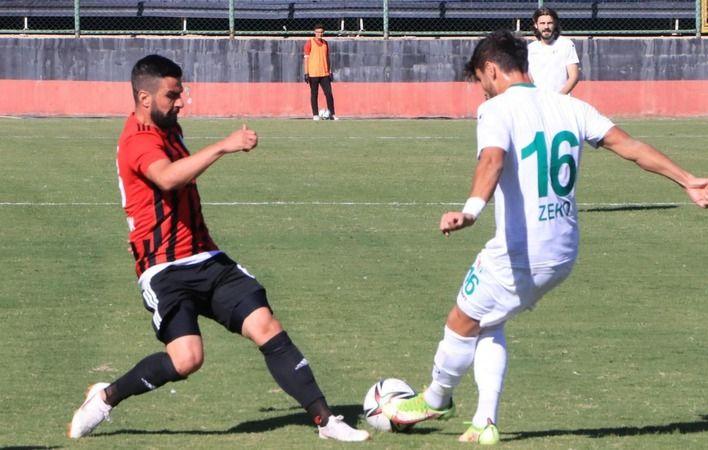 Urfa temsilcisi rakibini gol yağmuruna tuttu