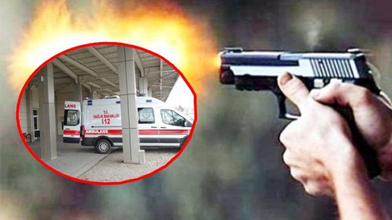 Şanlıurfa'da sokak ortasında silahlı saldırı!