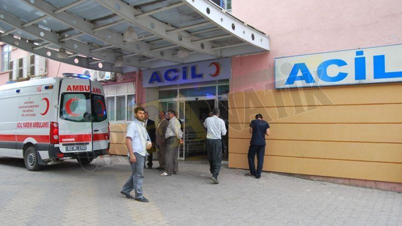 Şanlıurfa'da silahlı kavga: 1 yaralı,1 gözaltı