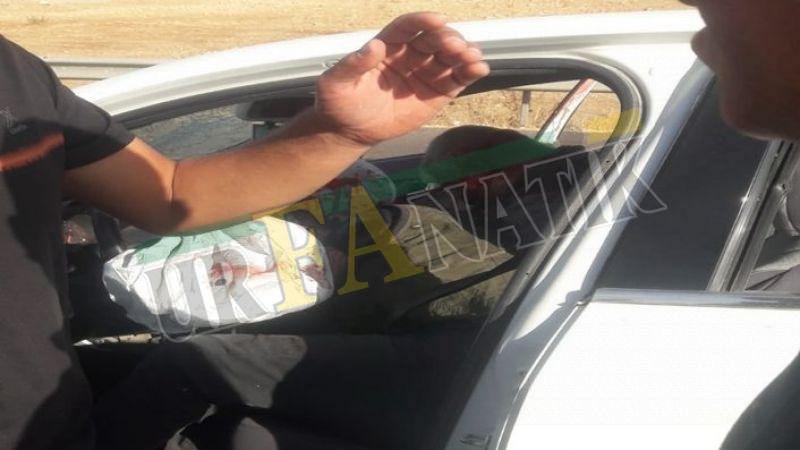 Şanlıurfa'da otomobile silahlı saldırı: Baba öldü, oğlu yaralı