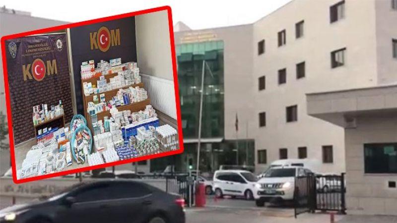 Şanlıurfa'da milyonluk vurgun: 7 gözaltı