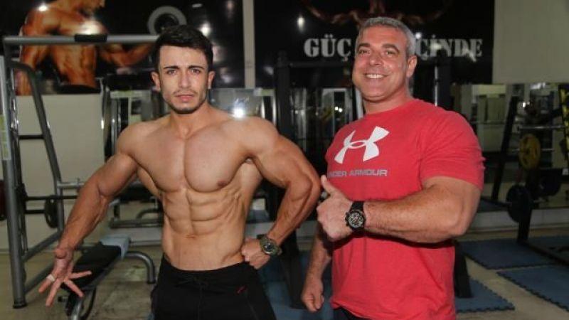 Urfalı genç kilo vermek için başladı, Türkiye şampiyonu oldu
