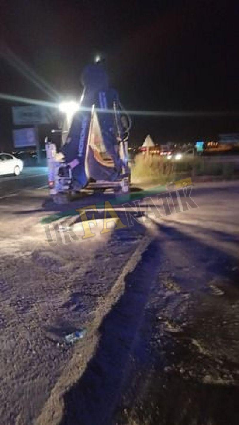 Şanlıurfa'da feci kaza: Ölüler ve yaralılar var