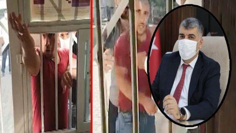 Müdür Gülüm'den Eyyübiye'deki saldırıya kınama