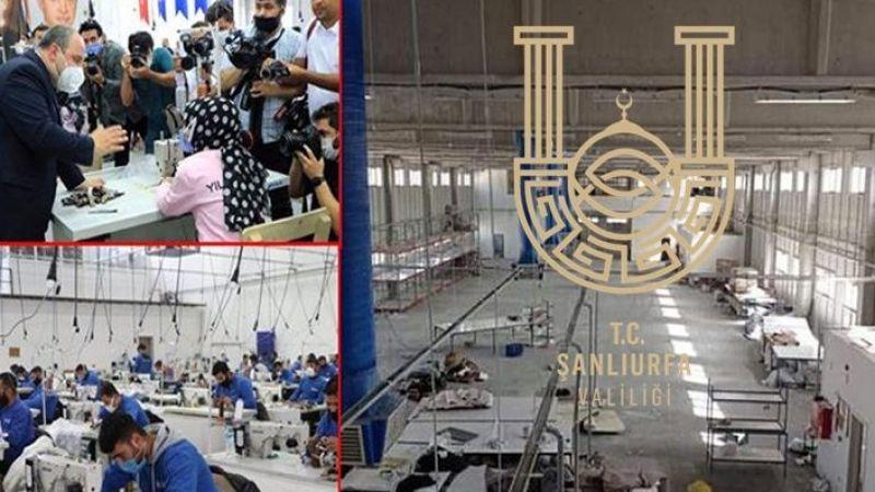 Urfa'da işten atılan işçiler ile ilgili flaş açıklama