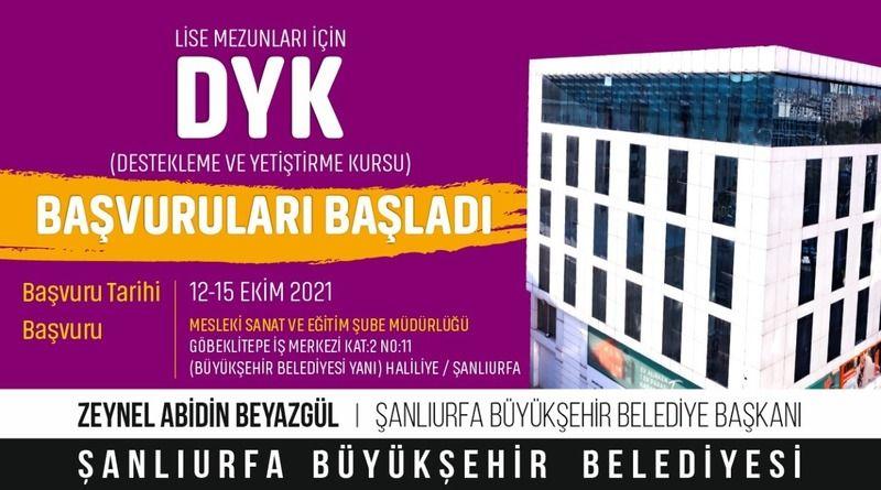 Büyükşehir'den lise mezunlarına müjde: Başvurular başladı!