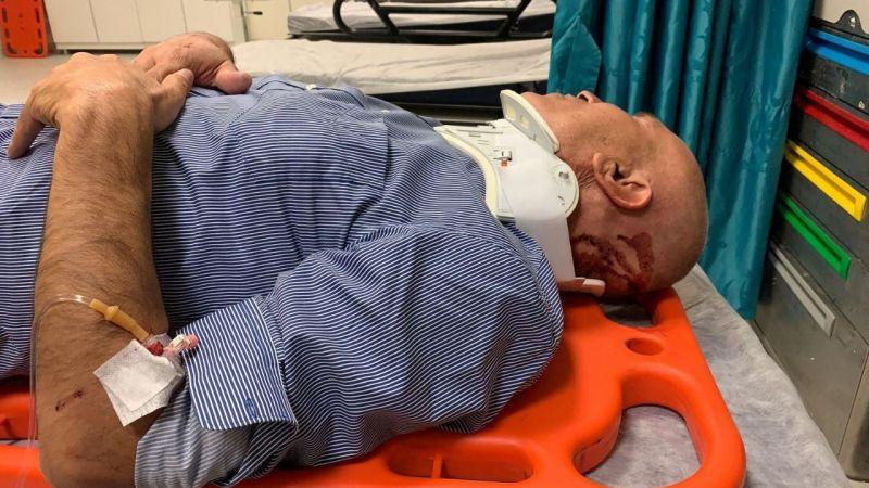 Ankara'ya yürüyen vatandaş, Şanlıurfa'da saldırıya uğradı