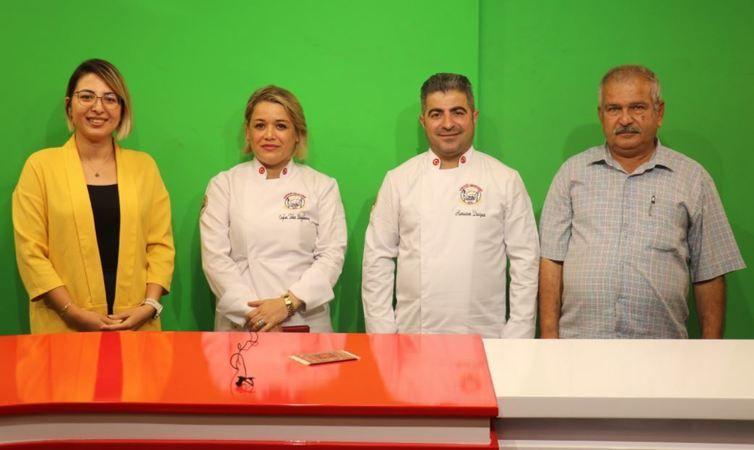 Güneydoğu Aşçılar Derneği Urfanatik Tv ekranlarında!