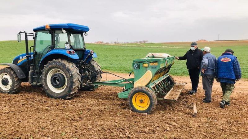 Urfa'daki çiftçilere dağıtılacak: Tam 200 ton