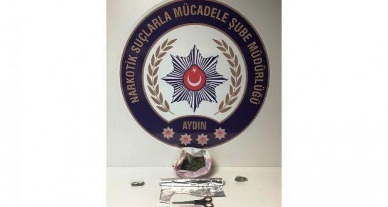 AYDIN POLİSİ UYUŞTURUCU TACİRLERİNE GÖZ AÇTIRMIYOR