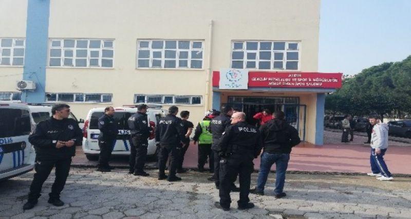Liselilerin maç kavgasında 1 öğrenci yaralandı, 7'si gözaltına alındı