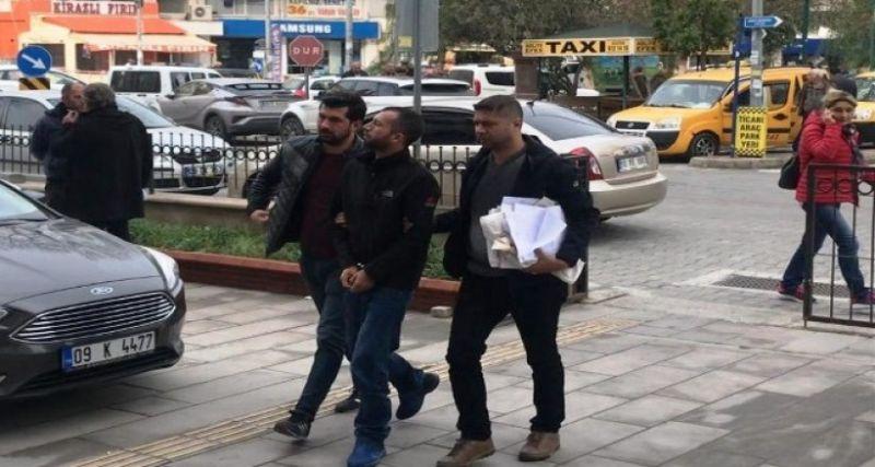 Ticari takside 300 bin lira değerinde kristal uyuşturucu ele geçirildi