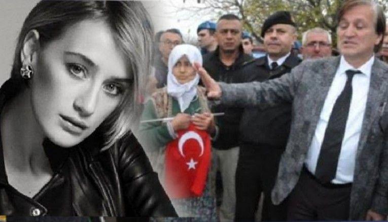 GAZCI VALİYE ÜNLÜ İSİMDEN SERT TEPKİ GELDİ..